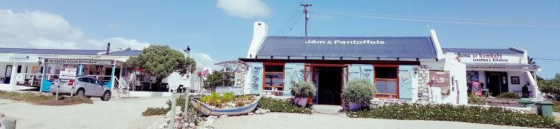Restaurants in Paternoster
